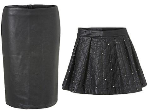 faldas de primark otoño 2013
