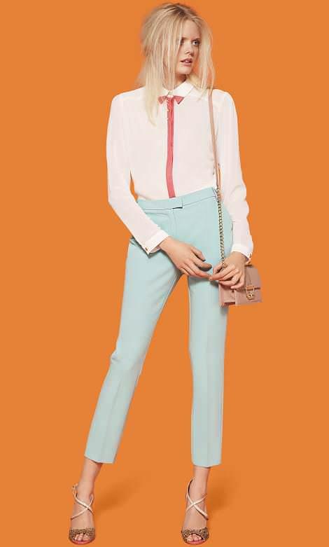 Primark catálogo primavera 2012, pantalones