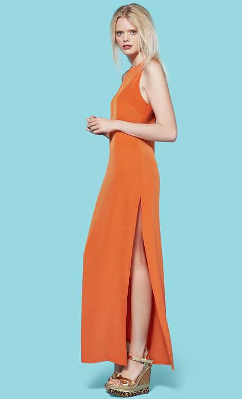Primark catálogo primavera 2012, vestidos largos