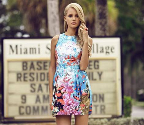 Primark ropa primavera verano 2012
