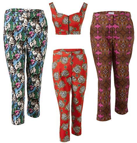 Ropa de Primark primavera verano 2012: pantalones