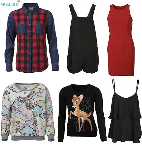 Ropa de primark oto o 2013 qu hay en la tienda - Primark ropa de cama ...