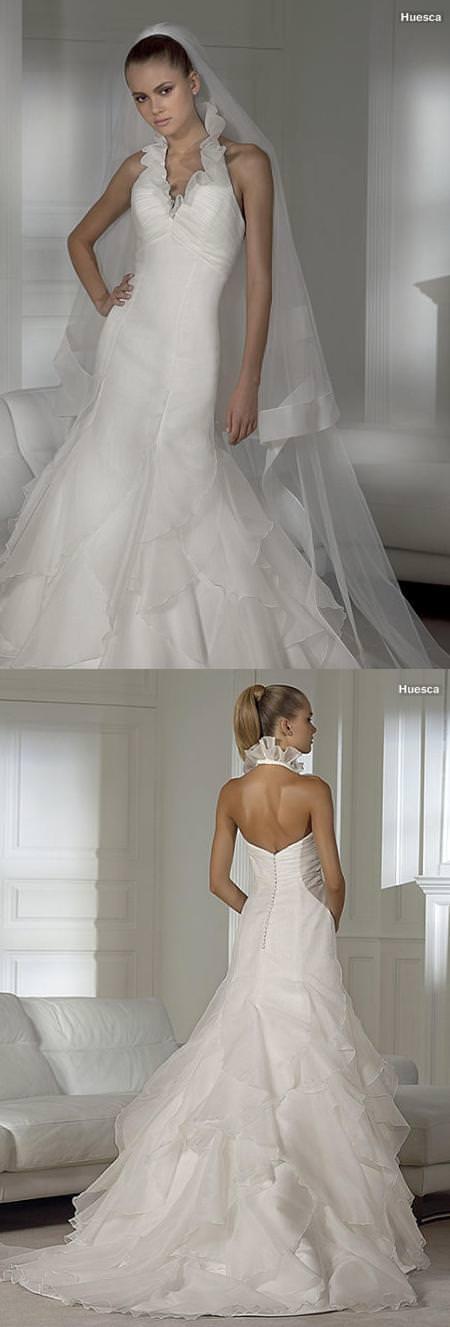 sueñas con ser la novia más romántica? vestidos de novia 2009, de