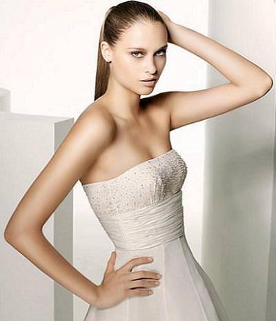 vestidos de novia 2009 de Valentino Sposa (Pronovias)