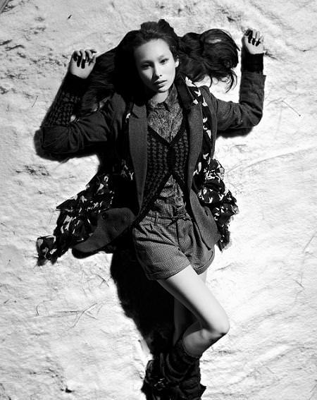 Purificacion Garcia moda otoño invierno 2010 2011