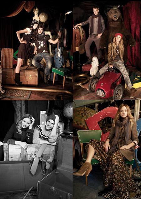 Catálogo Pull&Bear otoño invierno 2010