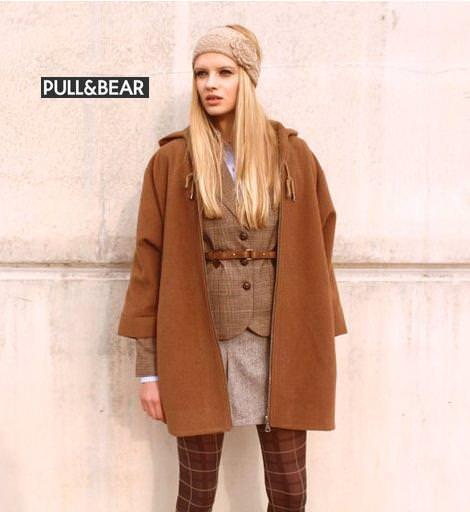 Pull&Bear Lookbook (otoño invierno 2010 2011)