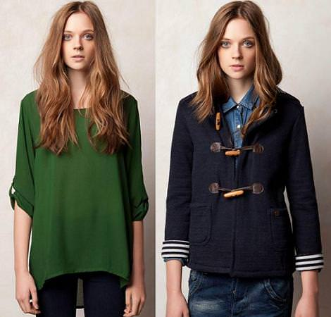 Pull and Bear: Nueva ropa del otoño