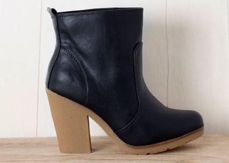 Nuevos zapatos de Pull and Bear
