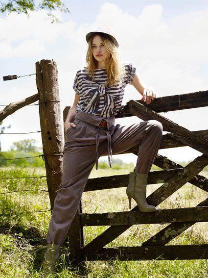 Pull&Bear, moda primavera verano 2010