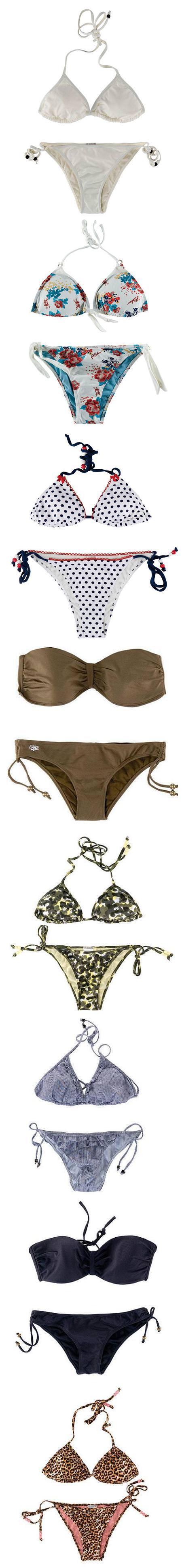 Pull&Bear verano 2010: bikinis