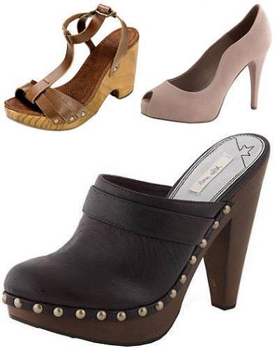 Pull&Bear verano 2010: Zapatos