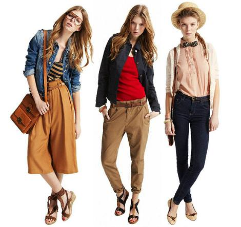 Pull and Bear primavera verano 2011: lookbook