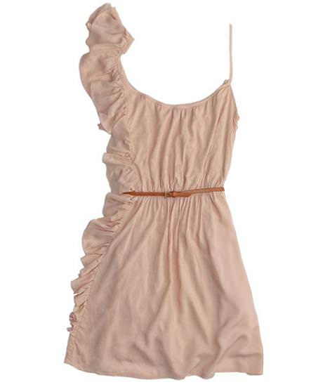 Pull and Bear primavera 2011: vestidos