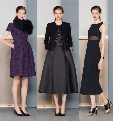 vestidos de Purificación García mujer otoño invierno 2015