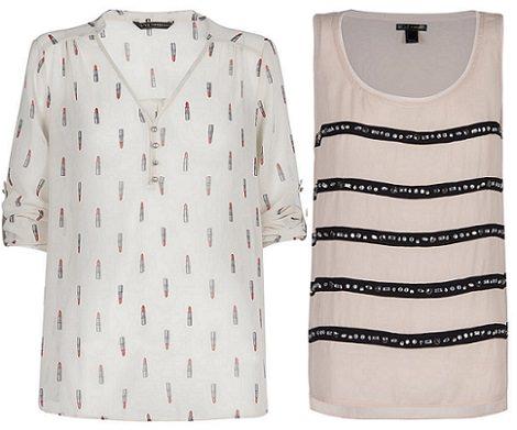 Camisas de Blanco rebajas de enero 2014
