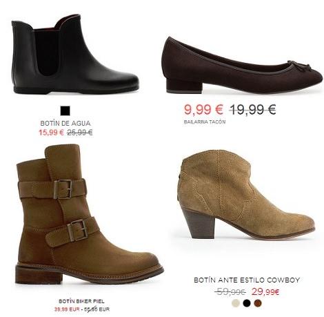Los mejores chollos de las segundas rebajas de enero 2014 zapatos