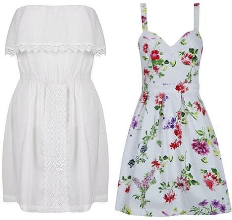vestidos de rebajas de Suiteblanco verano 2014