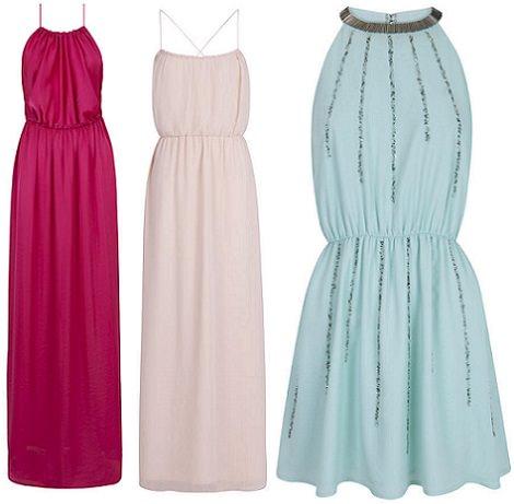 vestidos de fiesta de rebajas de Suiteblanco verano 2014