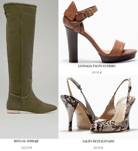 zapatos rebajas de massimo dutti verano 2014