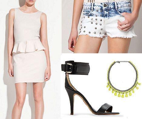 ropa en rebajas verano 2012