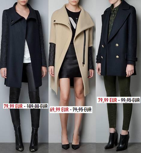 Rebajas de Zara 2013