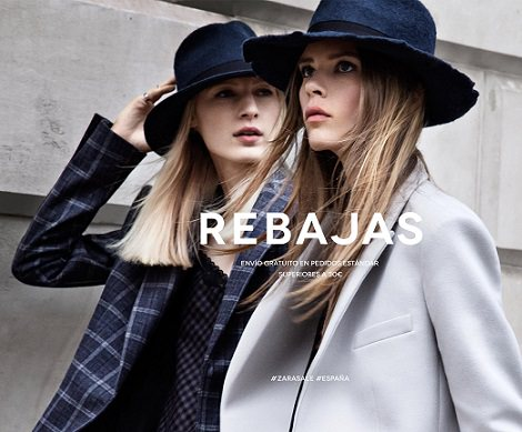 Empiezan las rebajas de Zara enero 2014