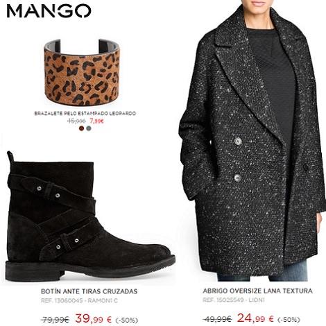 Lo mejor de las segundas rebajas de enero de 2014 mango