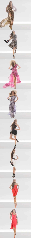 vestidos de fiesta: Roberto Verino, moda primavera verano 2009