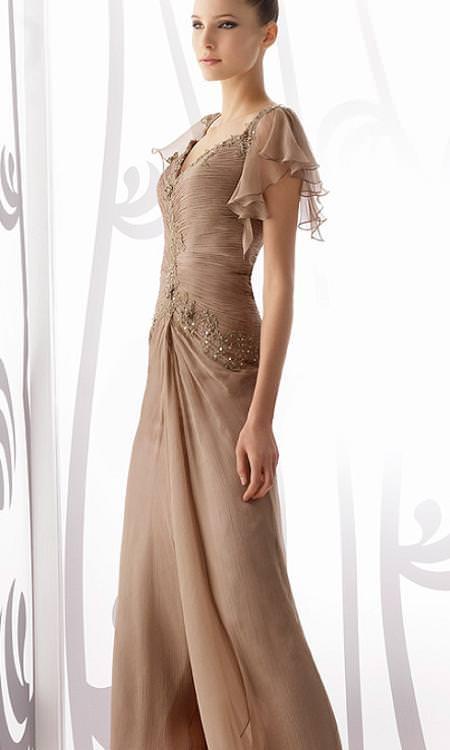 Rosa Clará, Vestidos de gala