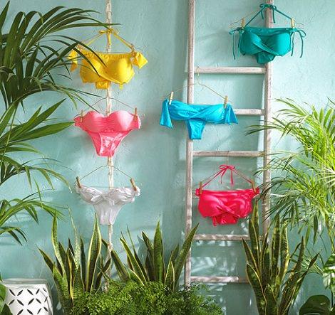 bikinis de colores de Sfera primavera verano 2014