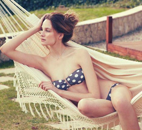 bikinis y bañadores de Sfera primavera verano 2014