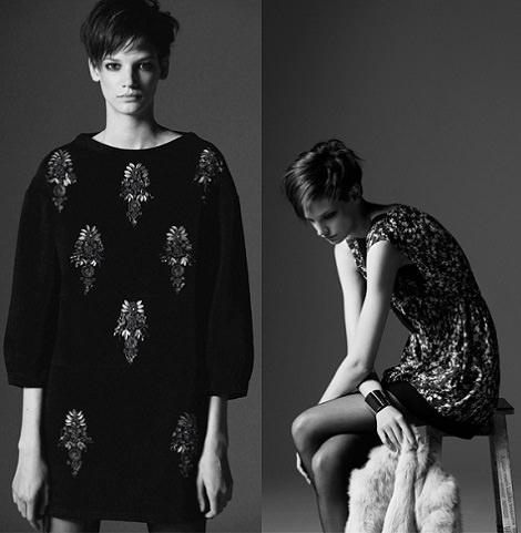 catálogo de Sfera woman para el otoño invierno 2013 2014