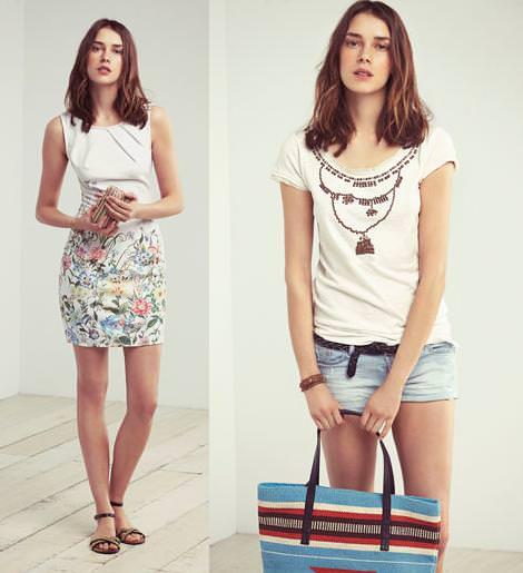 Sfera moda primavera verano 2013
