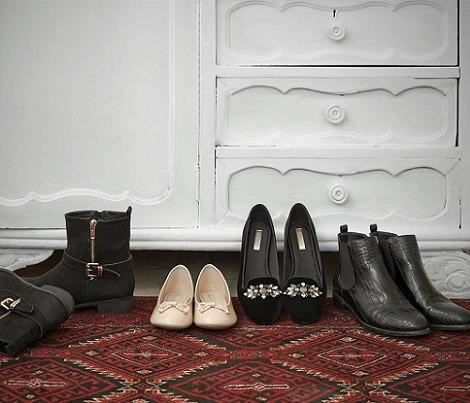 botas de Sfera