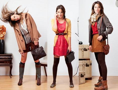 Springfield ropa otoño invierno 2011 2012