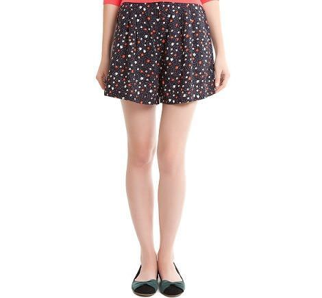 falda pantalon de springfield