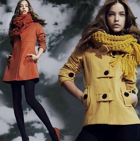 Stradivarius catálogo otoño invierno 2011 2012