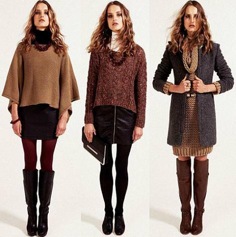 Stradivarius: Nuevos looks y ropa del otoño