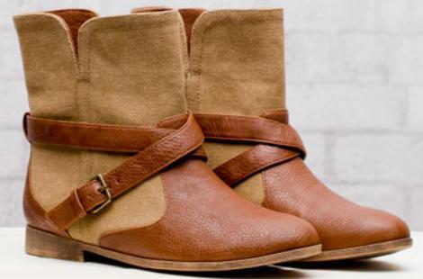 Zapatos de Stradivarius, botines