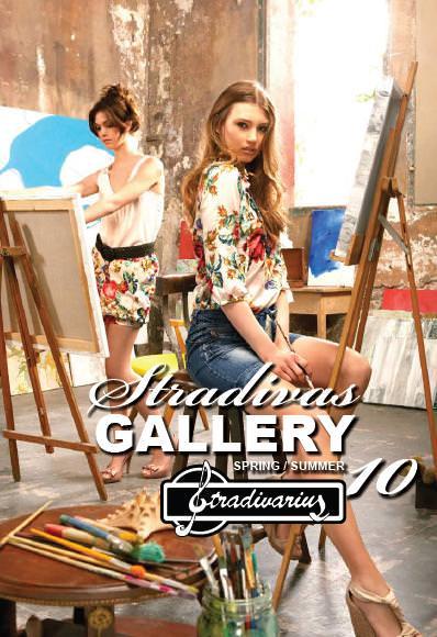El catálogo de Stradivarius primavera verano 2010