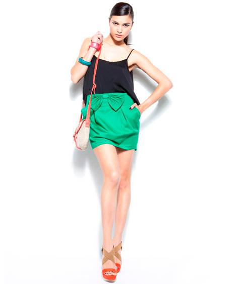 Stradivarius ropa y looks verano 2011