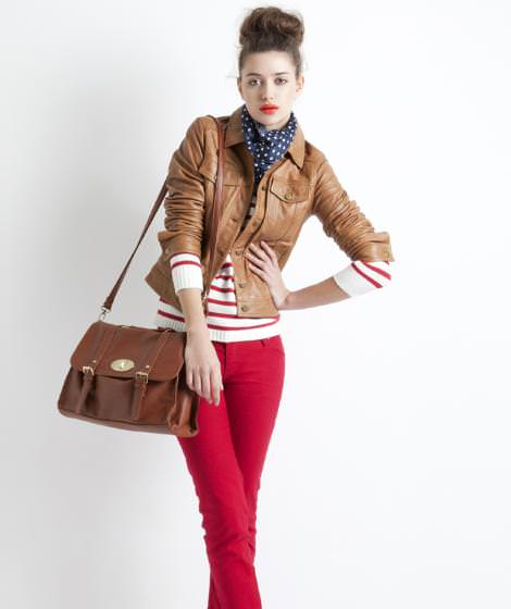 Stradivarius primavera 2011: Lookbook