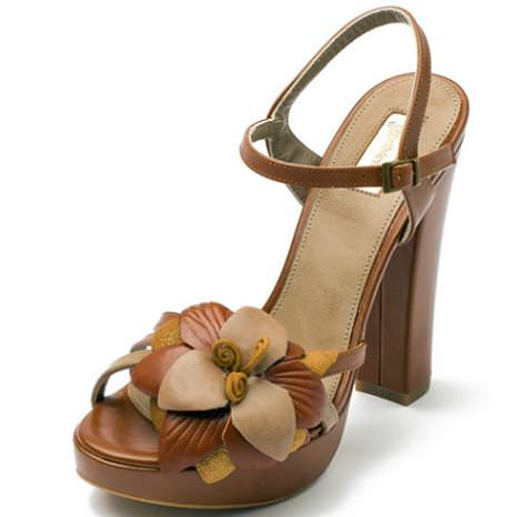 Stradivarius primavera 2011: sandalias