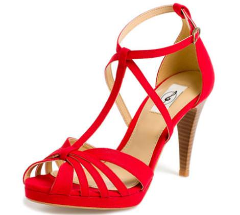 Zapatos de Stradivarius primavera 2011