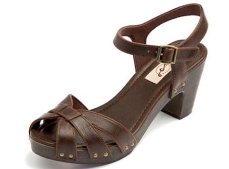 Zapatos de Stradivarius primavera verano 2011