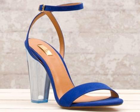 Sandalias de verano Stradivarius 2012