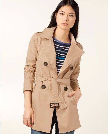 trench de Stradivarius