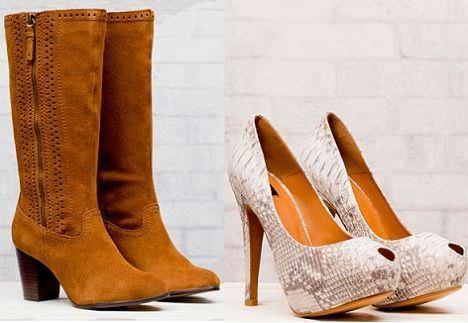zapatos de stradivarius primavera 2012
