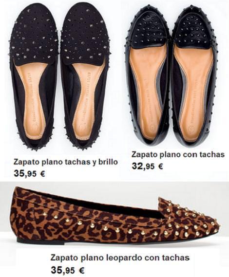 Zapatos Stradivarius otoño invierno 2012 2013